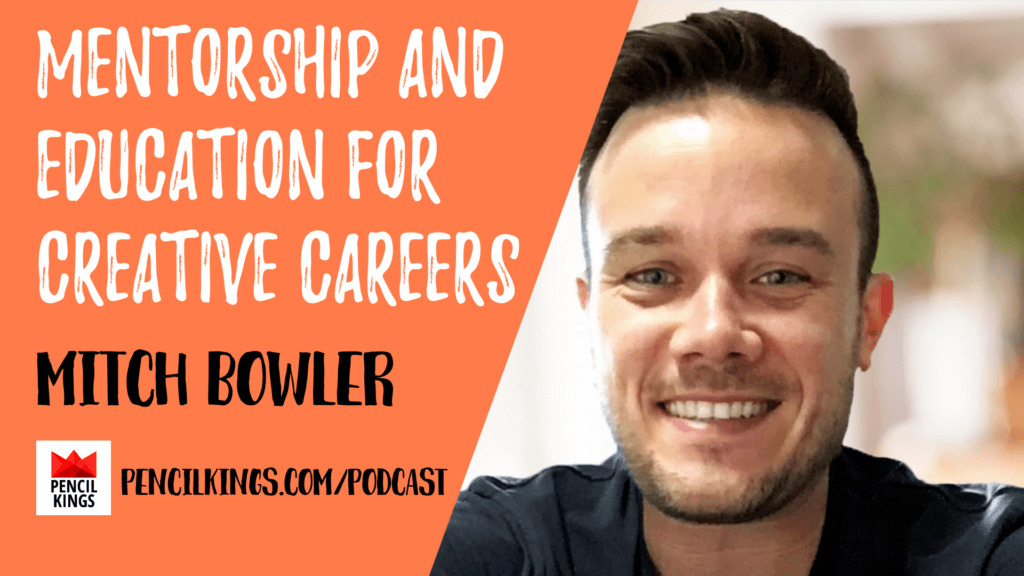 PK 239: Mentorship and Education for Creative Careers 18 PK 239 Mitch Bowler 1920x1080