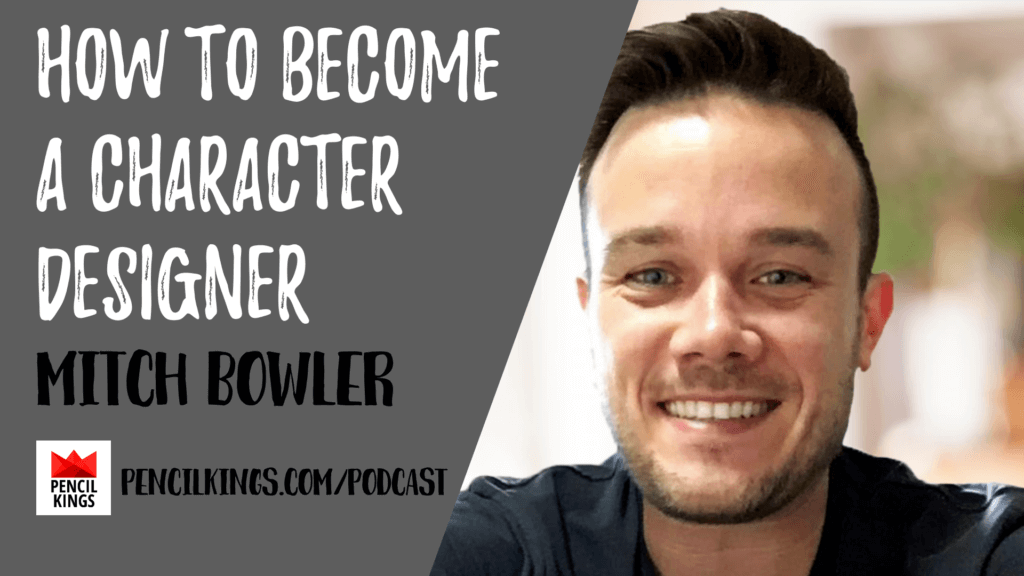 PK 241: How to Become a Character Designer 1 pk241 Mitch Bowler 1920x1080
