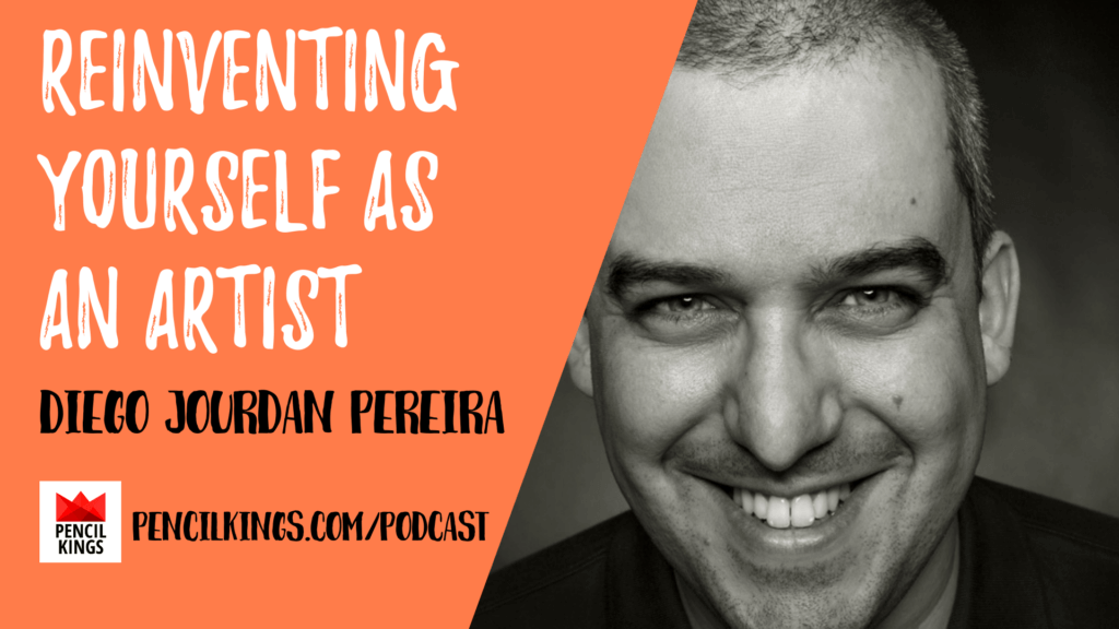 Reinventing Yourself as an Artist